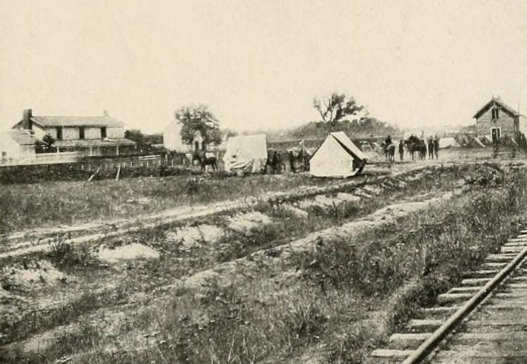Battaglie Di Rappahannock Station Wikipedia