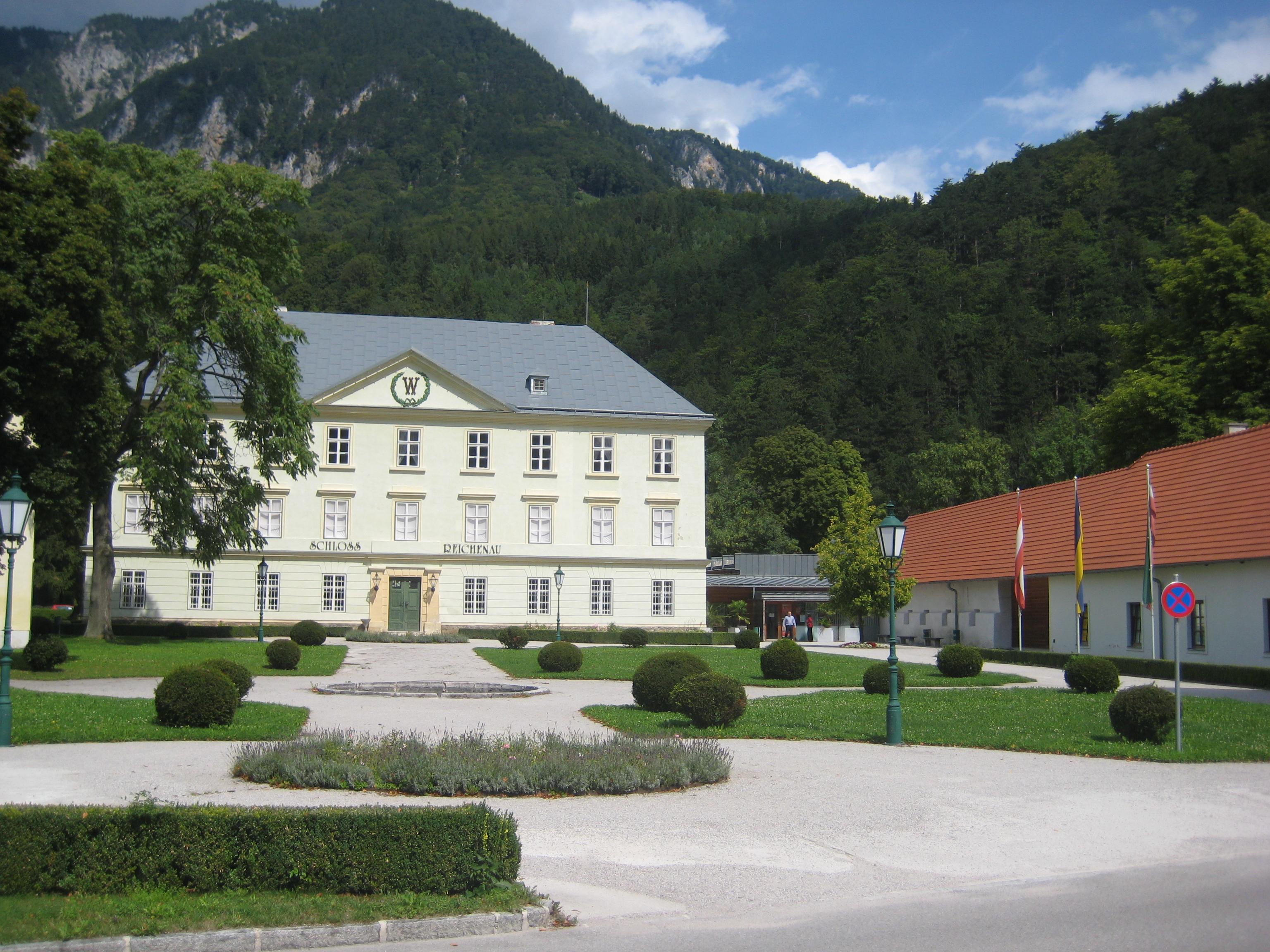 Reichenau Rax Gemeinde Brgerservice egovernment e