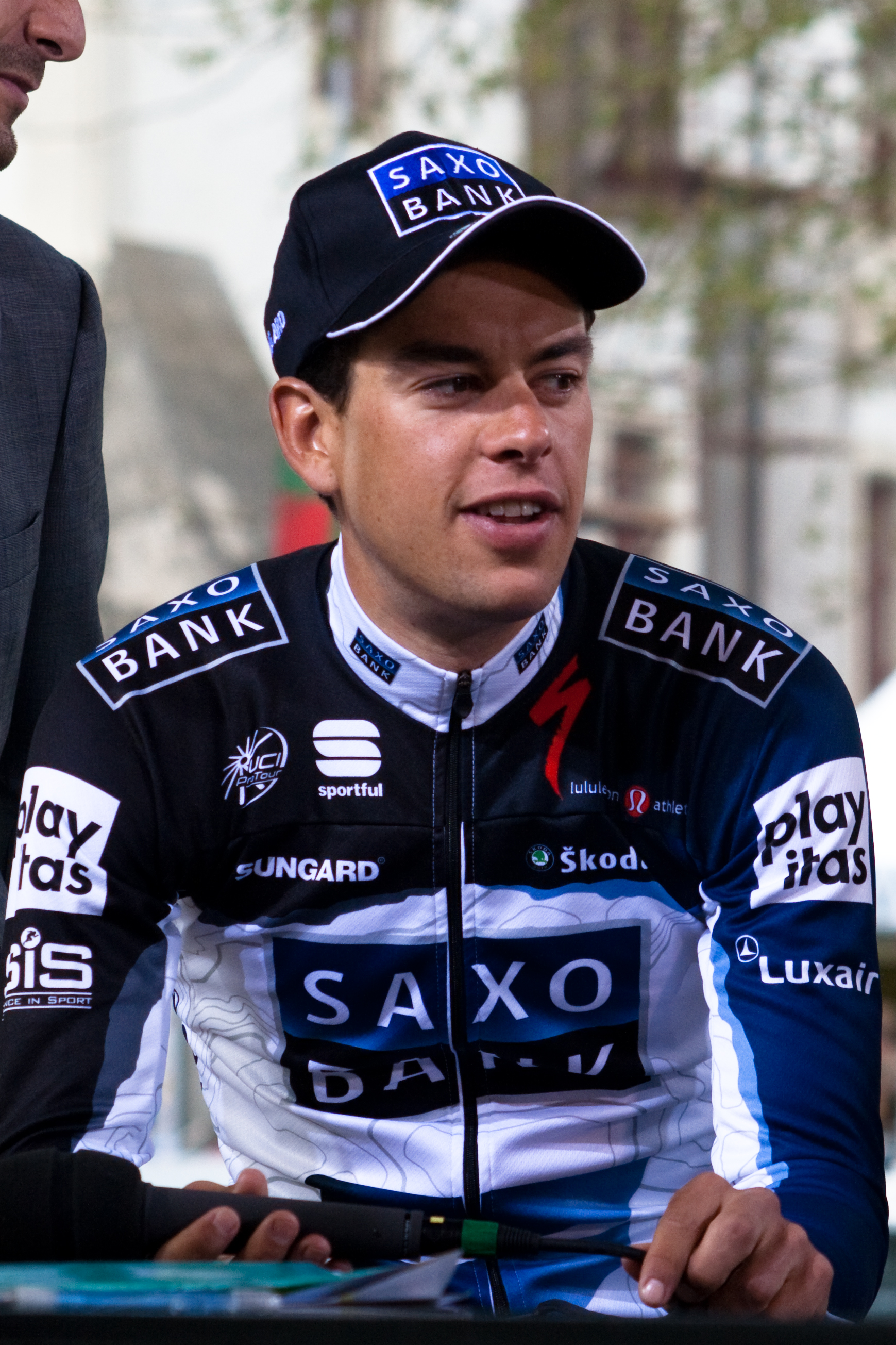The 33-year old son of father (?) and mother(?) Richie Porte in 2018 photo. Richie Porte earned a  million dollar salary - leaving the net worth at 1.1 million in 2018