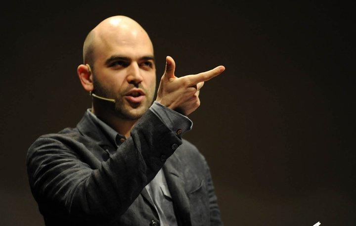 Roberto Saviano, autor de Gomorra. Autor: International Journalism Festival, 04/11/2011. Fuente: Flickr (CC BY-SA 2.0)