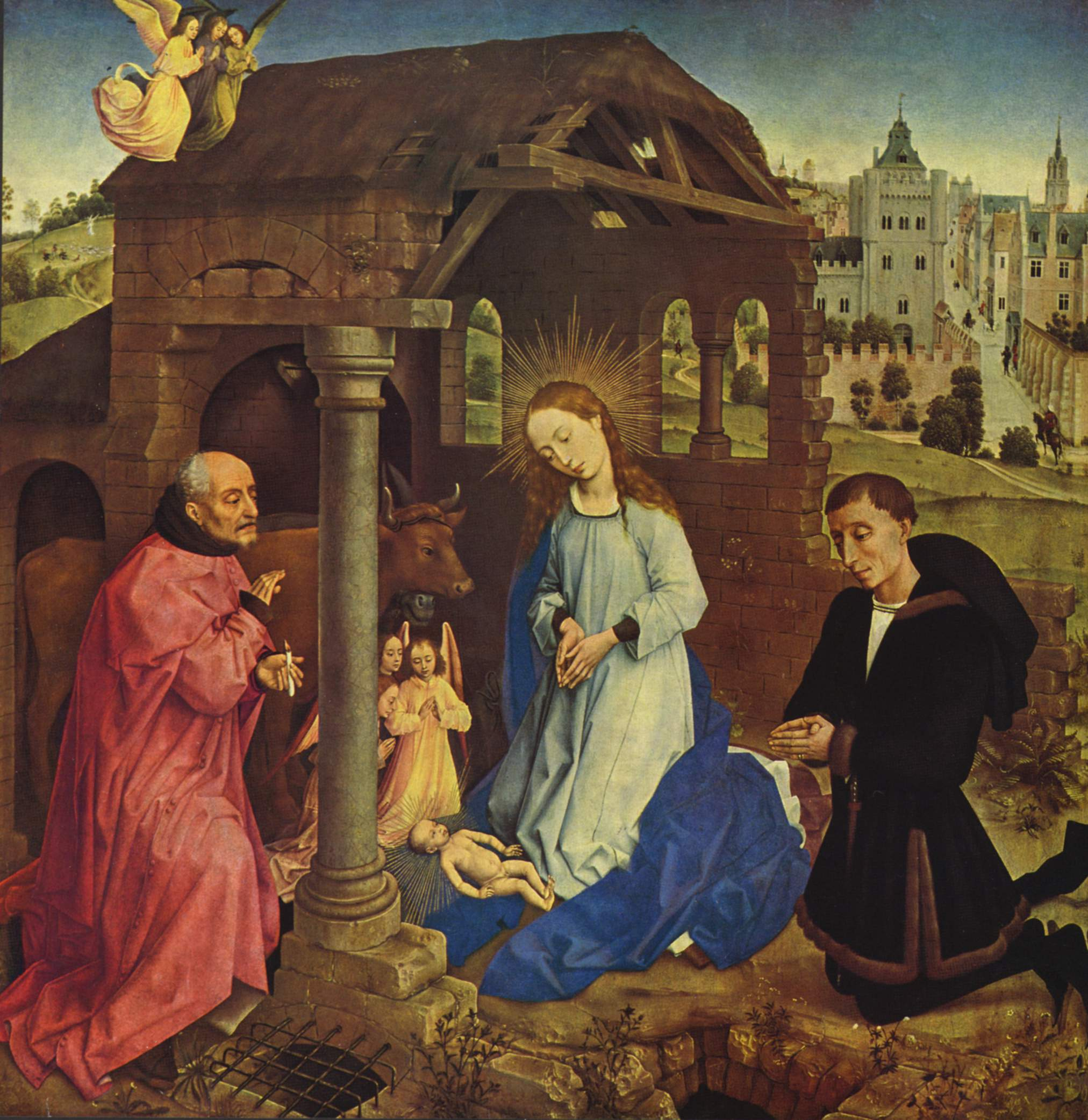 rogier van der weyden Rogier van der weyden at olga's gallery one of the largest collections of paintings online featuring hundreds of artists and thousands of works large, high-quality.