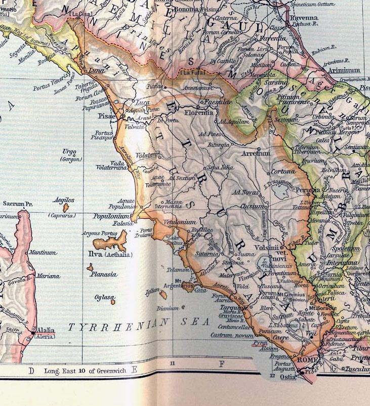 Cartina Geografica Della Toscana.Storia Della Toscana Wikipedia