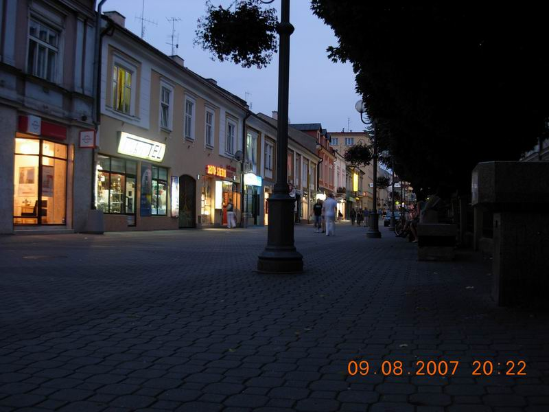File:Rzezów - ul.Grunwaldzka - panoramio.jpg