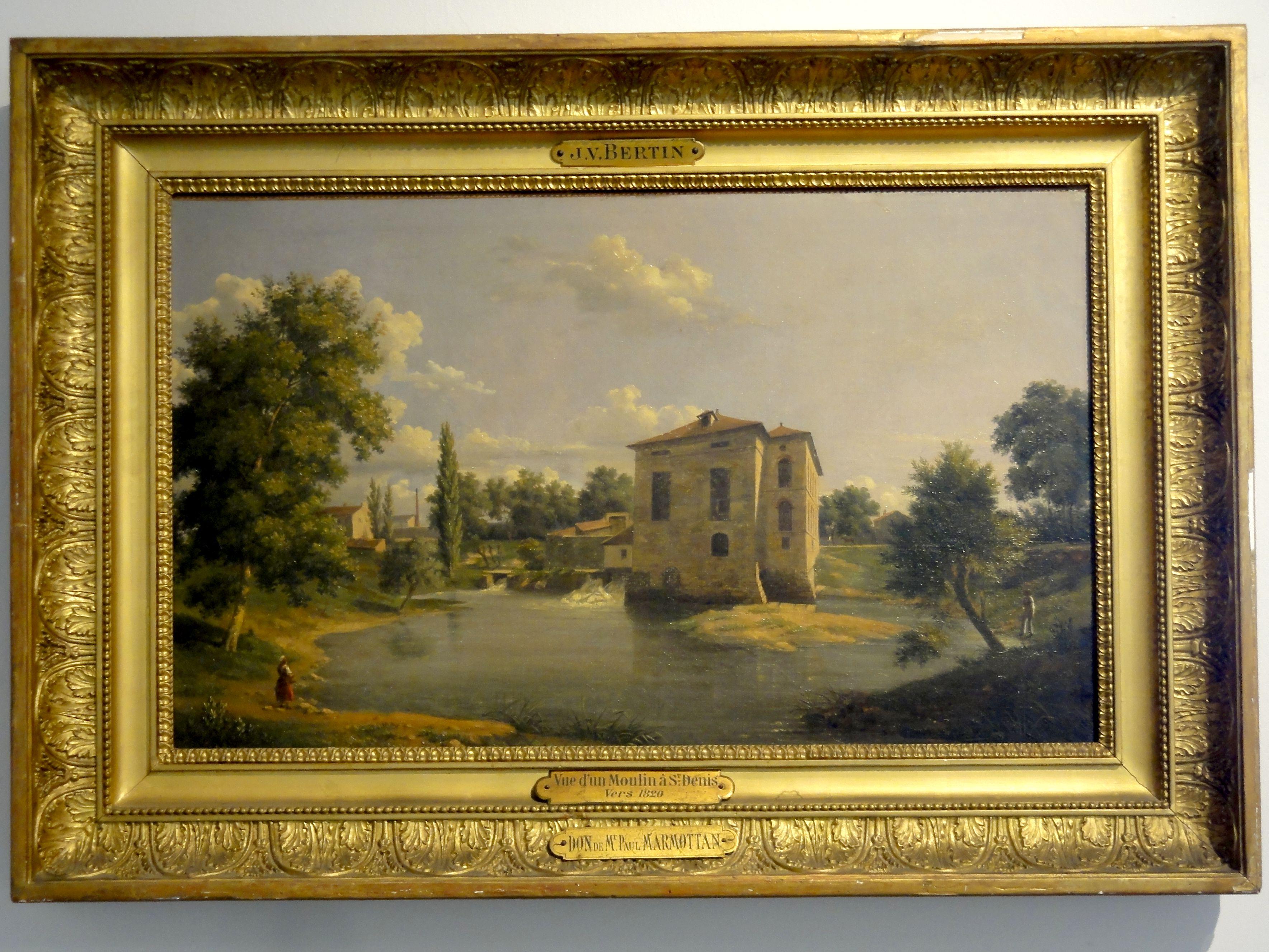 File:Saint-Denis (93), musée d'art et d'histoire, tableau - un ...