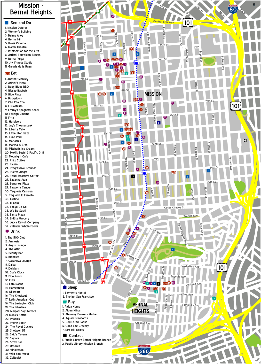 FileSanfrancisco Missiondistrict Mappng Wikimedia Commons - Map san francisco mission district