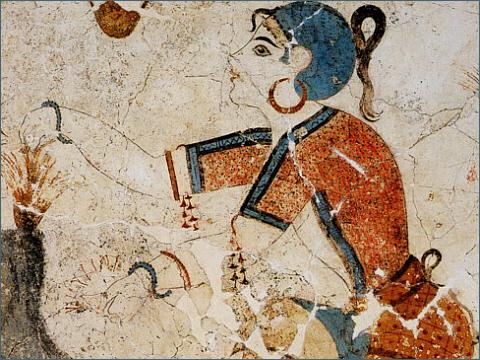 Image result for hoop earrings history