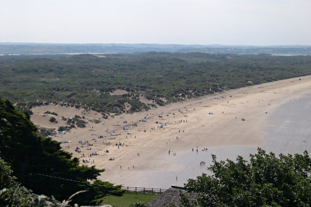 Saunton Sands and Braunton Burrows - geograph.org.uk - 302249