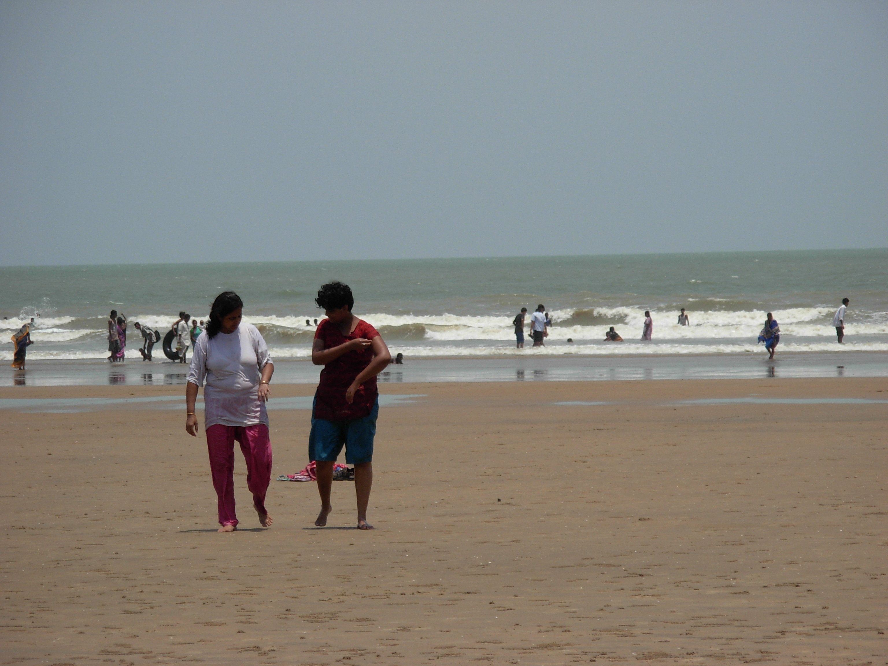 New Digha Sea Beach