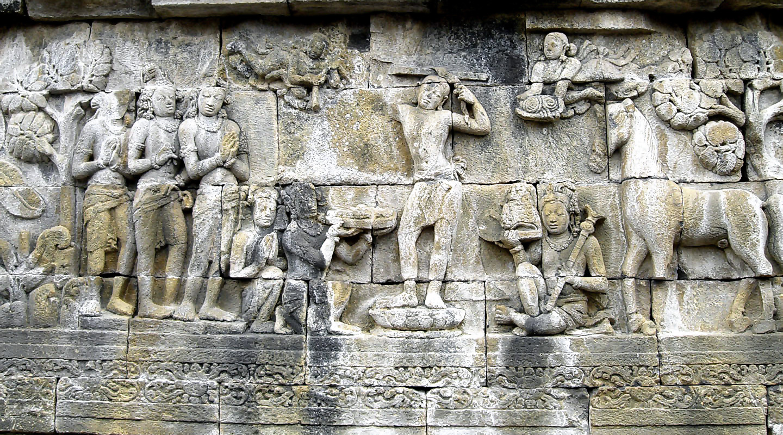 File:Siddharta Gautama Borobudur.jpg - Wikimedia Commons