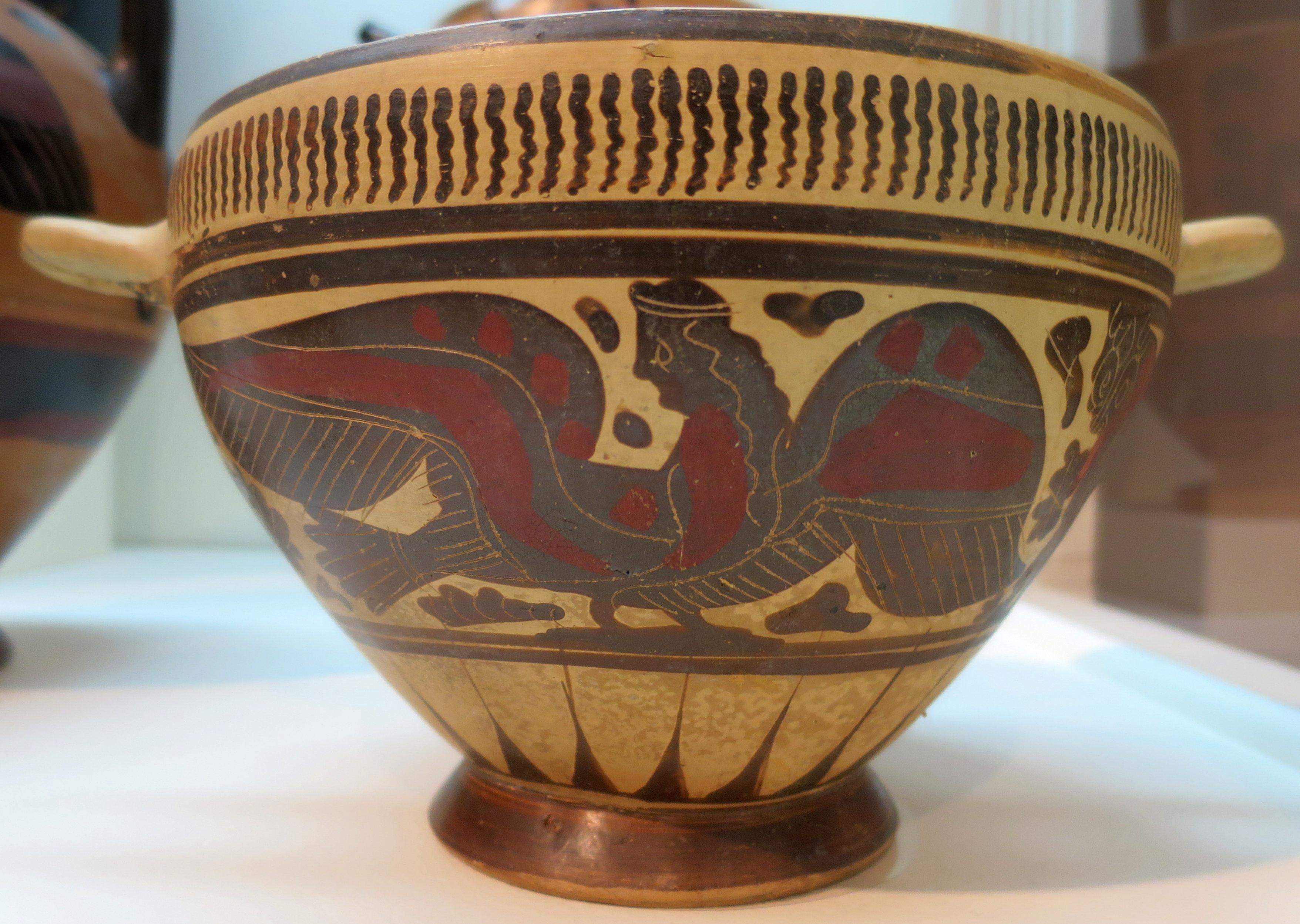 Datei:Skyphos by Miami Painter, c. 600-575 BCE, Lowe Art Museum I ...