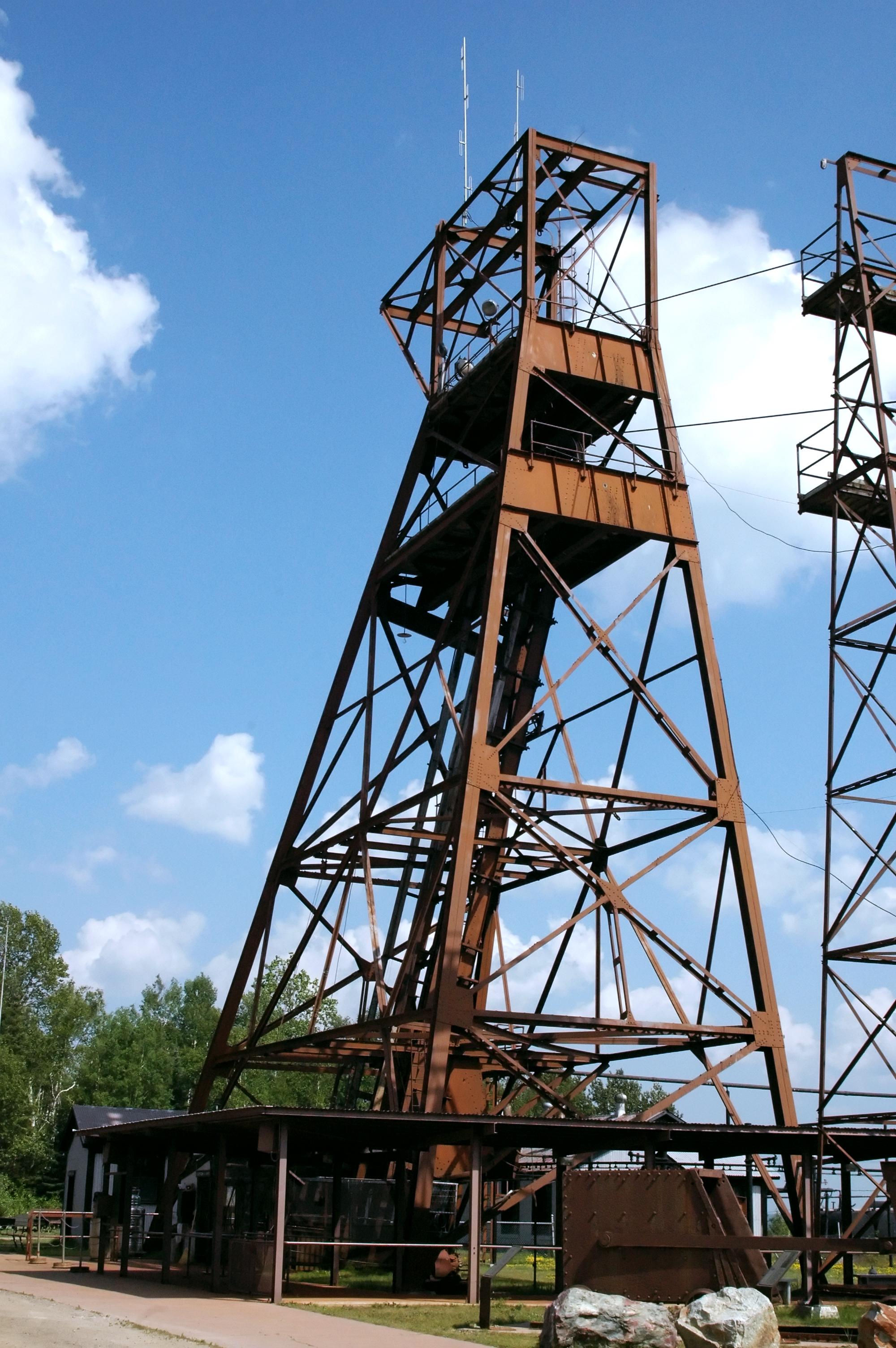 Tower Soudan Mine Tours