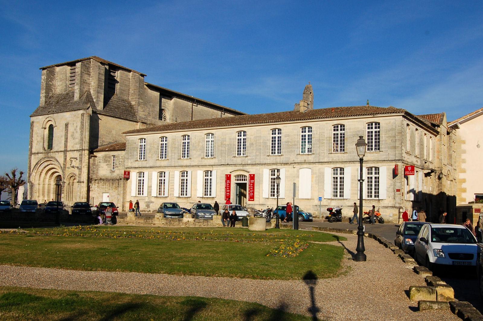 Maison du vin saint emilion ventana blog - Office du tourisme st emilion ...