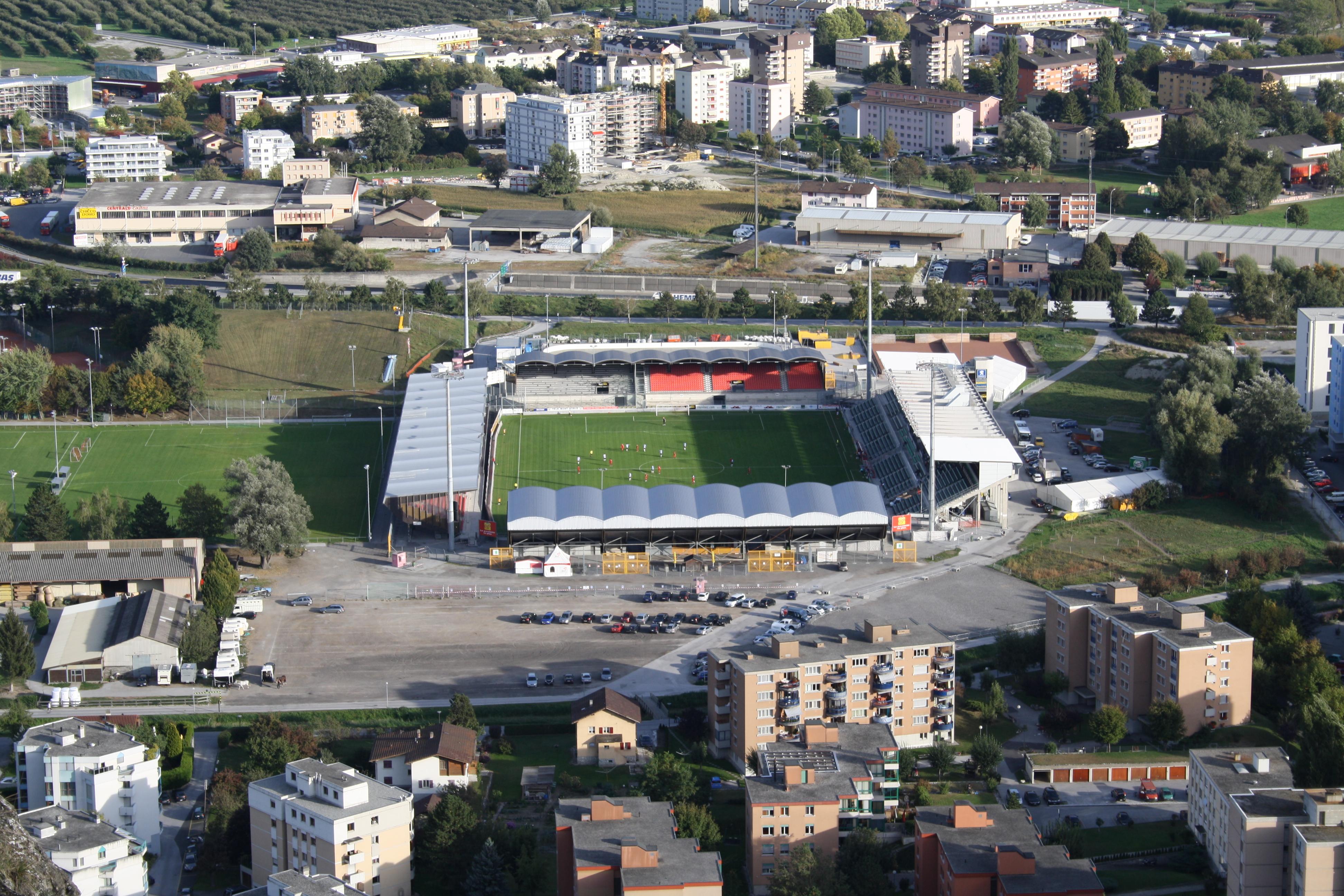 Stade De Tourbillon
