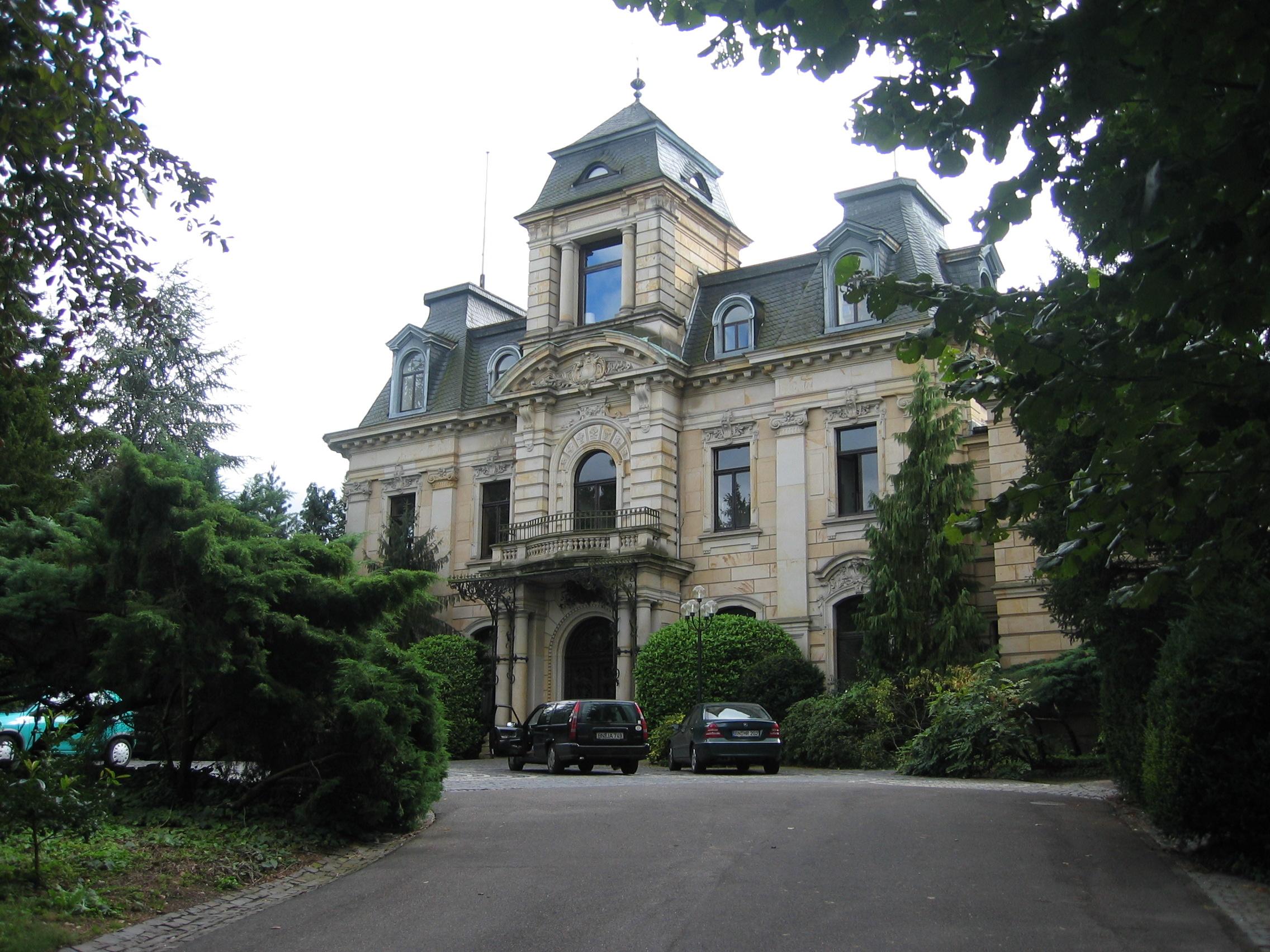 Villa Von Der Heydt Bad Godesberg Wikipedia