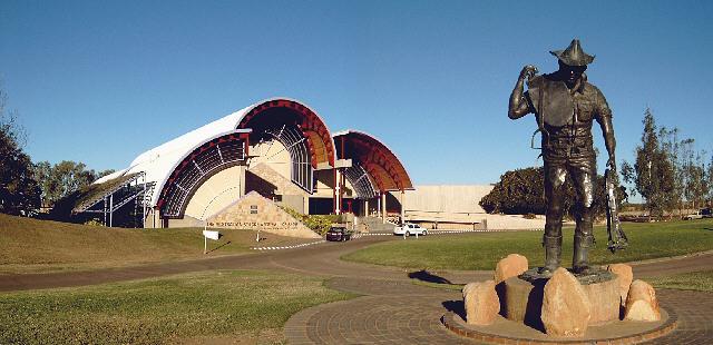 Longreach Australia  city photos gallery : Australian Stockman's Hall of Longreach, Australia