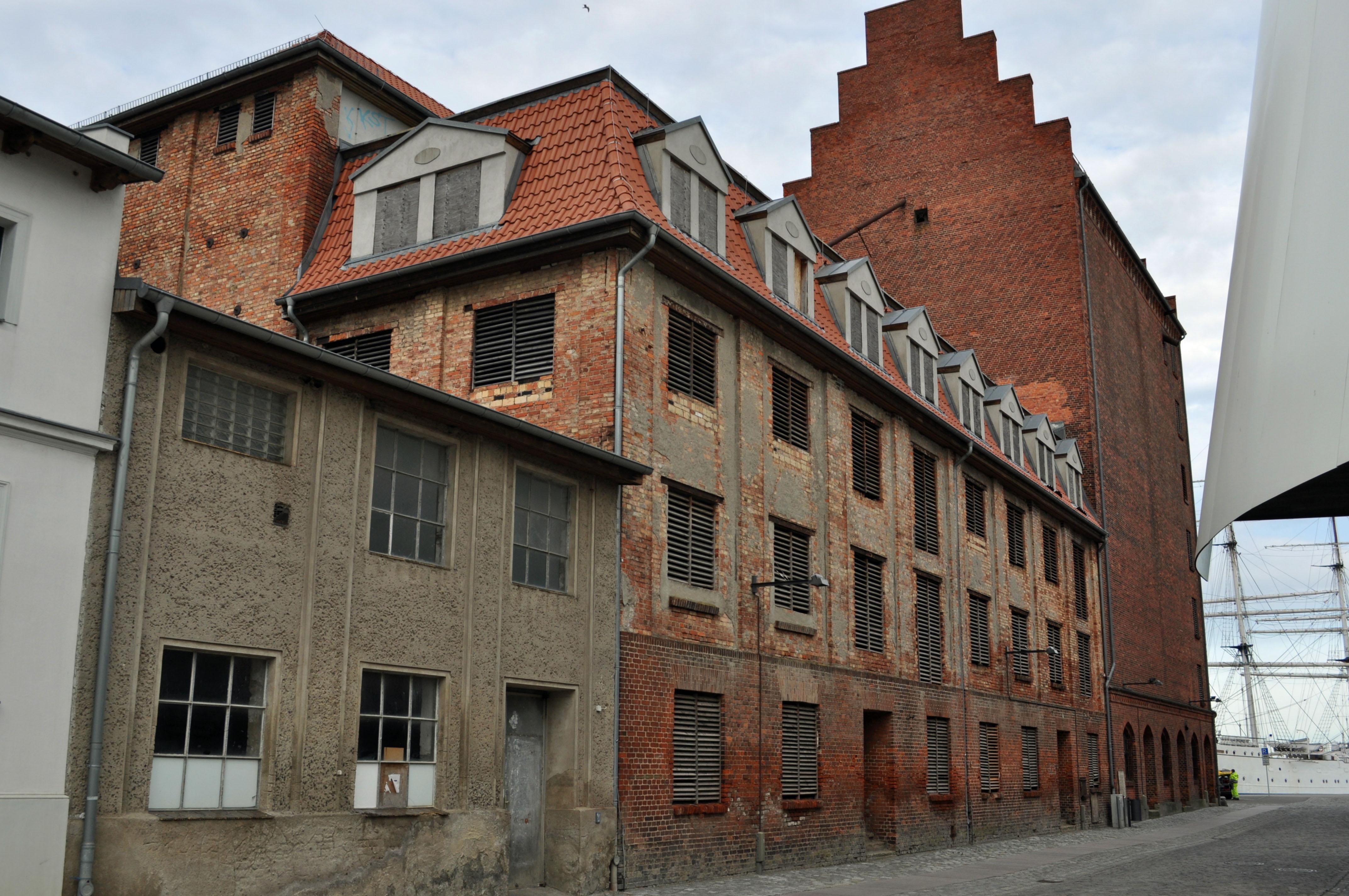 Modelle aus Stralsund, Hansestadt