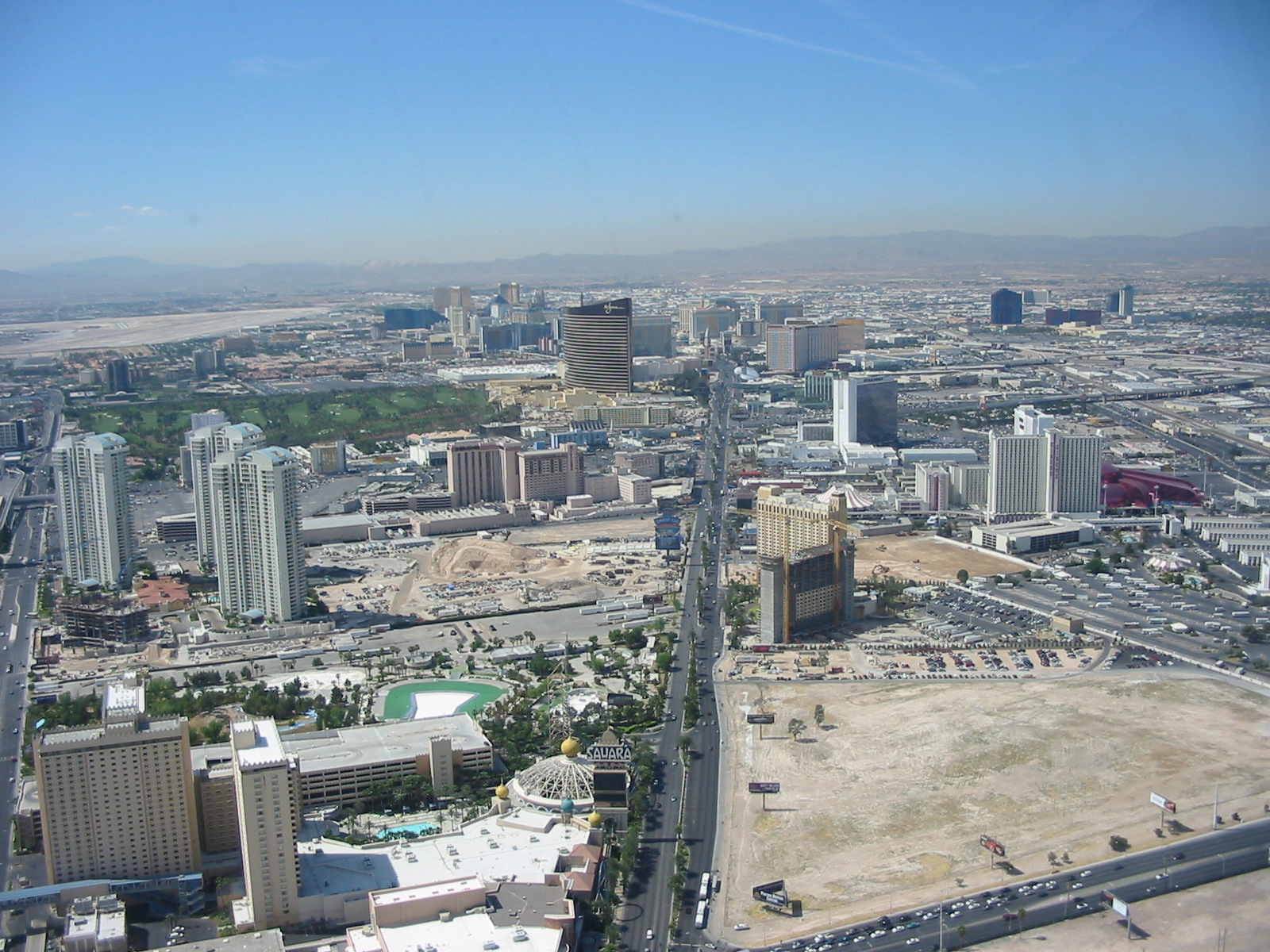 stratosphere hotel photos