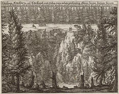 Suecia 3-049 ; Ättestupa