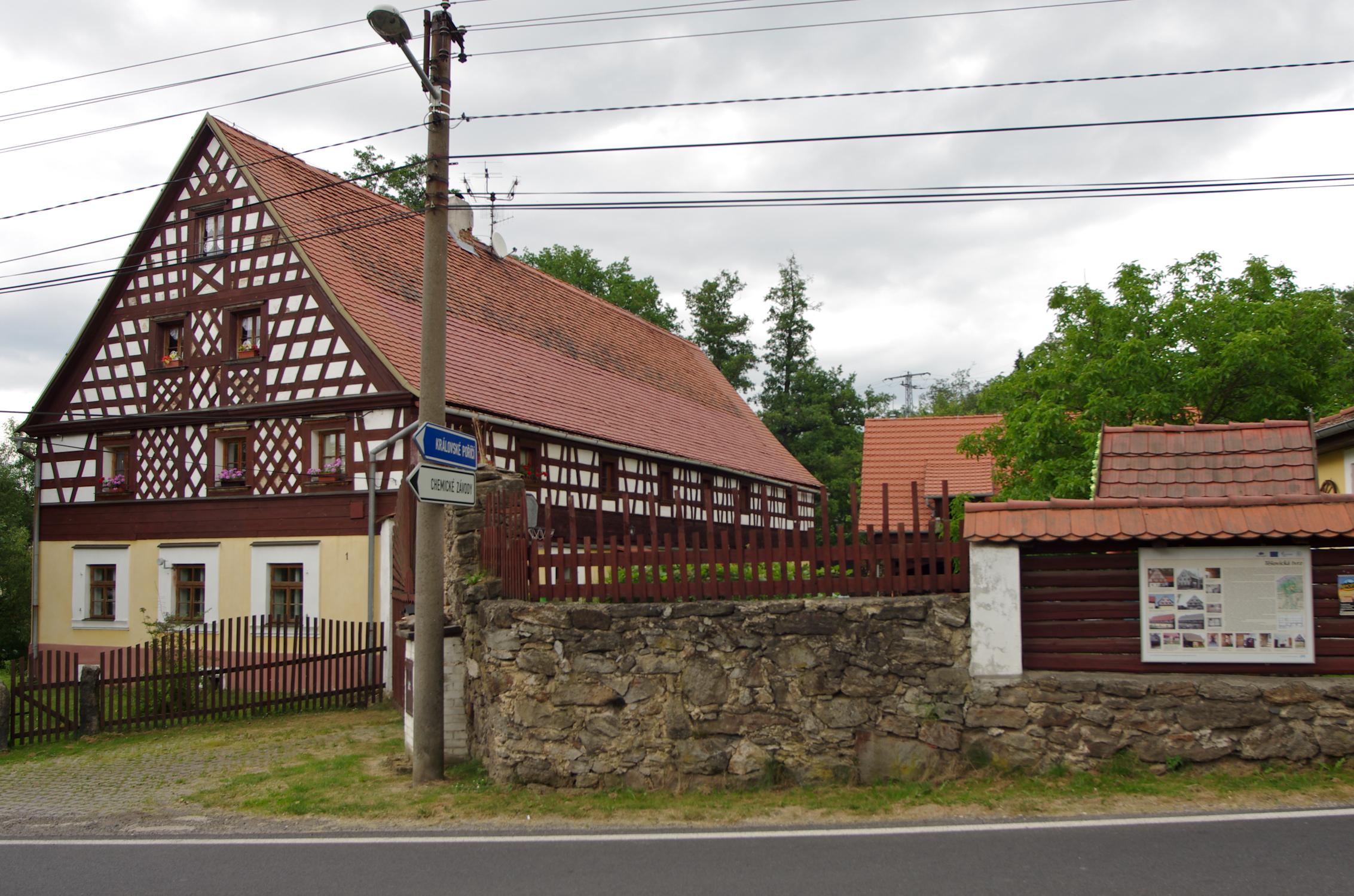 Těšovice (ort i Tjeckien, Karlovy Vary)