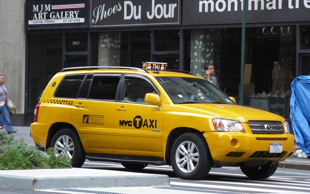 File Taxi 7t43 Ny Jpg Wikimedia Commons