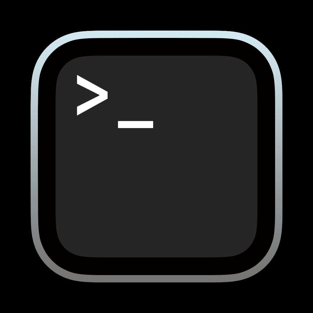 Terminal Icon - macOS