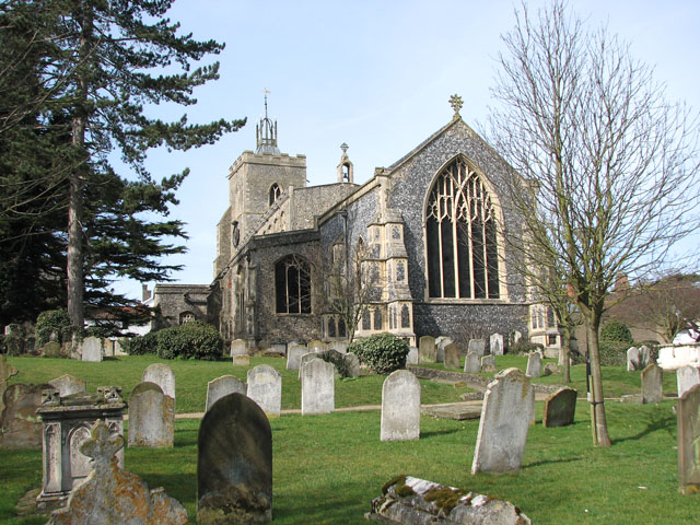 The church of St Mary in Diss - geograph.org.uk - 1768862