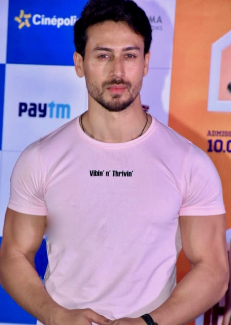 Tiger Shroff - Wikipedia