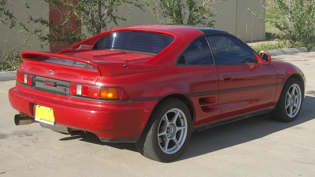File Toyota Mr2 Sw20 Rear Right Jpg Wikimedia Commons