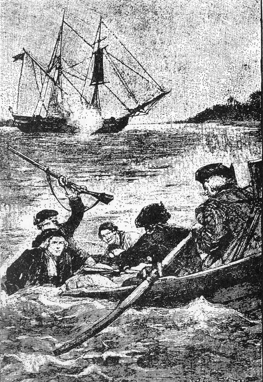 Treasure Island Summary Chapter