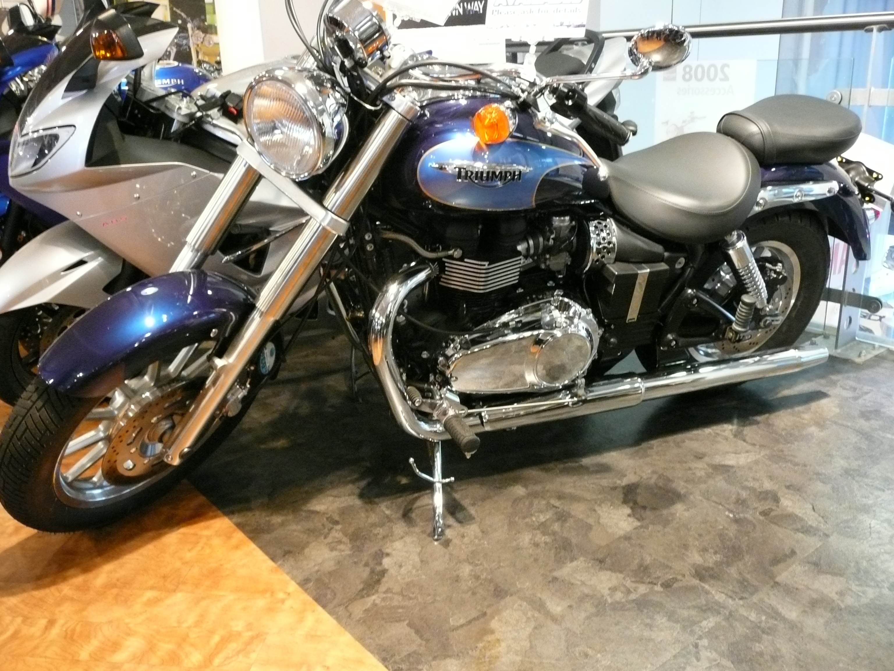 Marvelous Triumph Bonneville America Wikipedia Caraccident5 Cool Chair Designs And Ideas Caraccident5Info