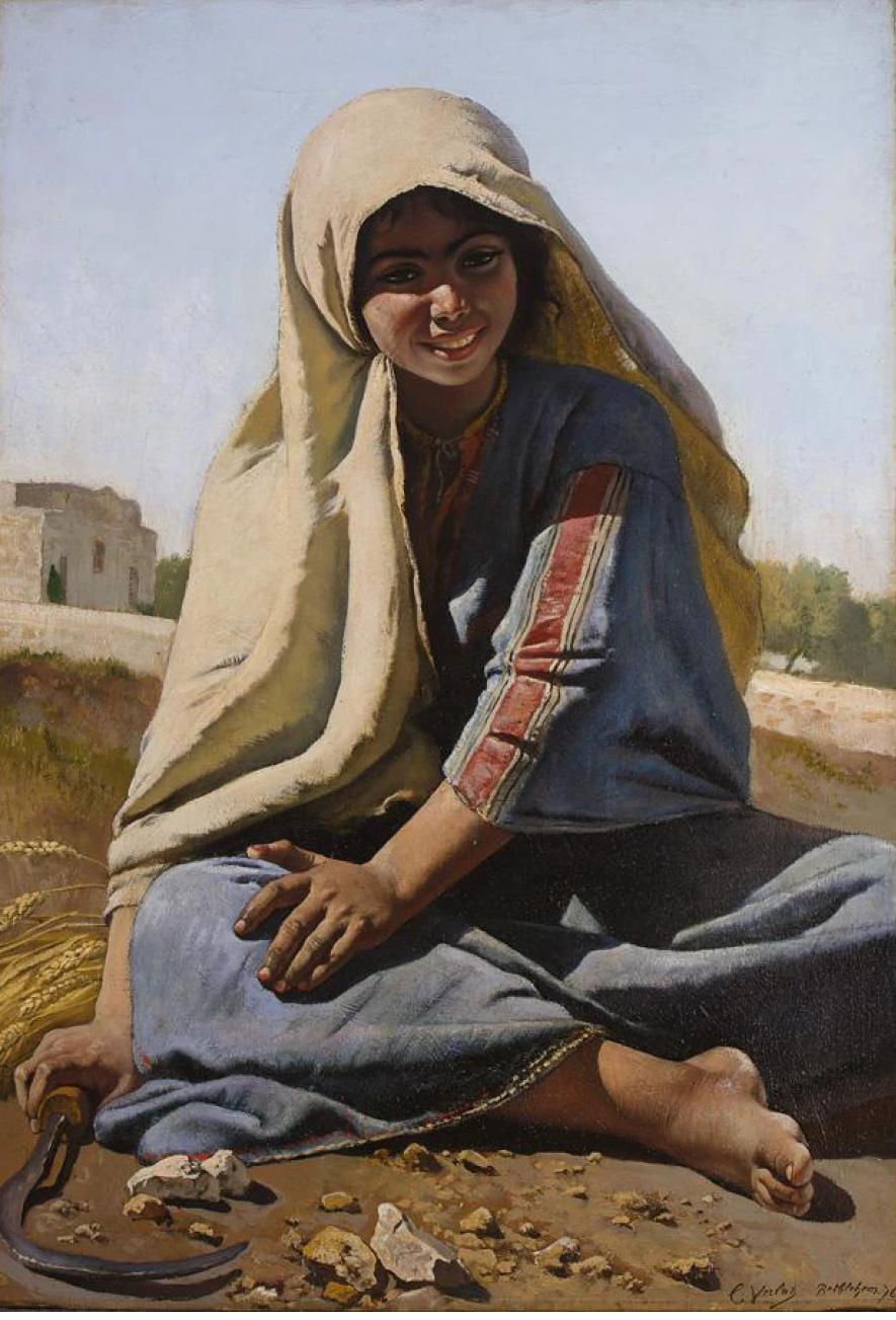 Verlat-Dziewczyna z Betlejem (1876)
