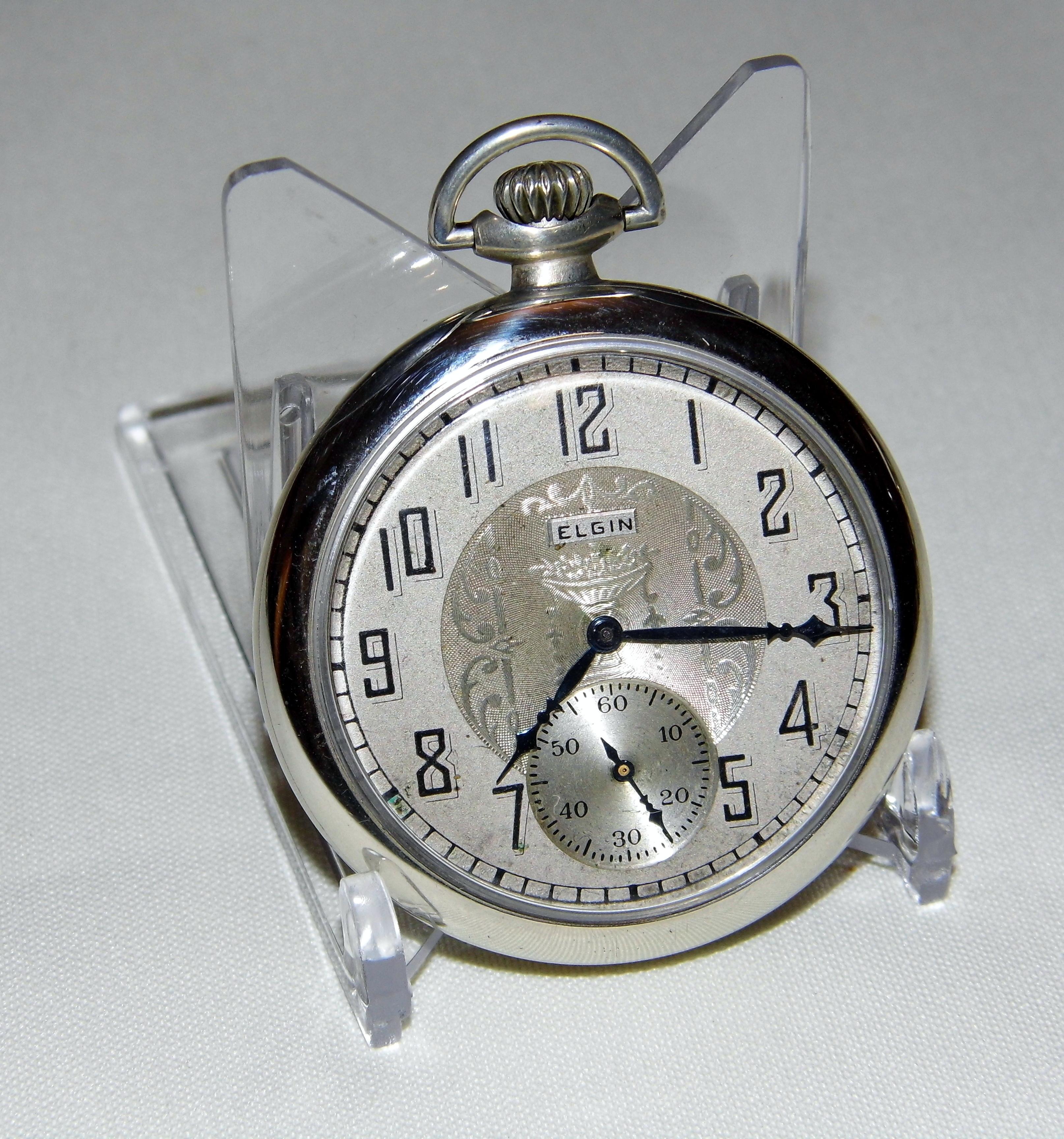 Elgin antique watch pocket dating 2019