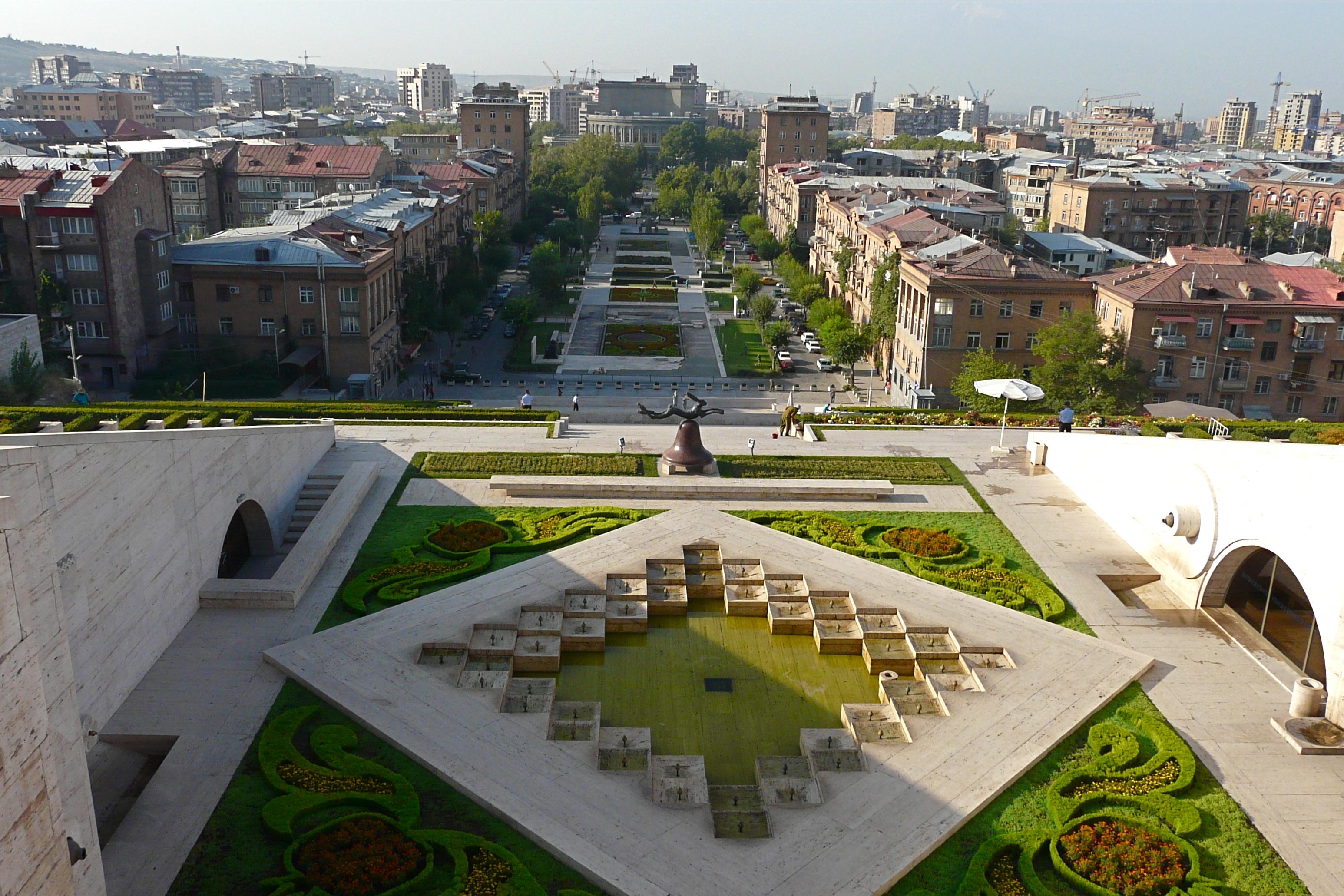 Yerevan Tours And Travel