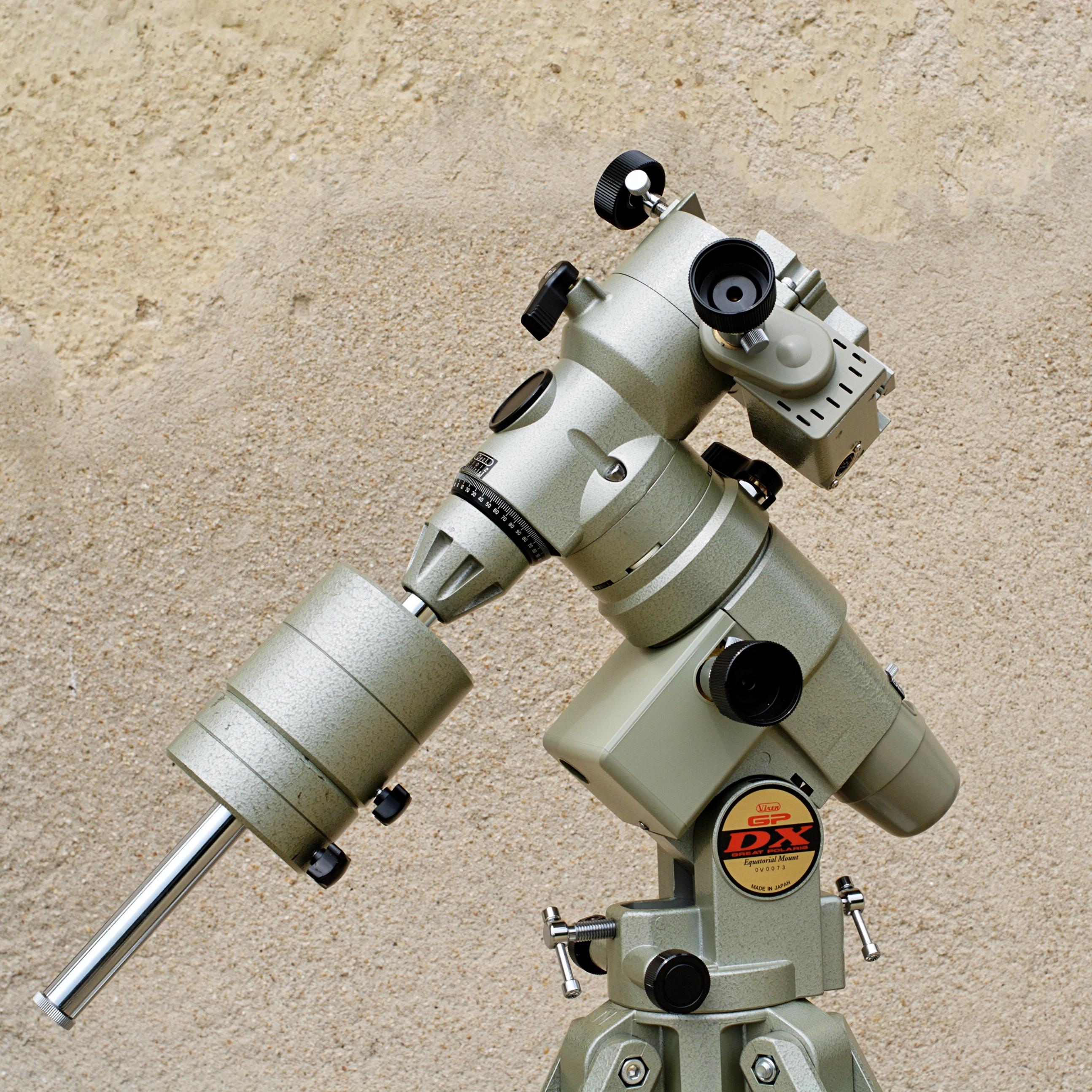 Монтировка для телескопа своими руками