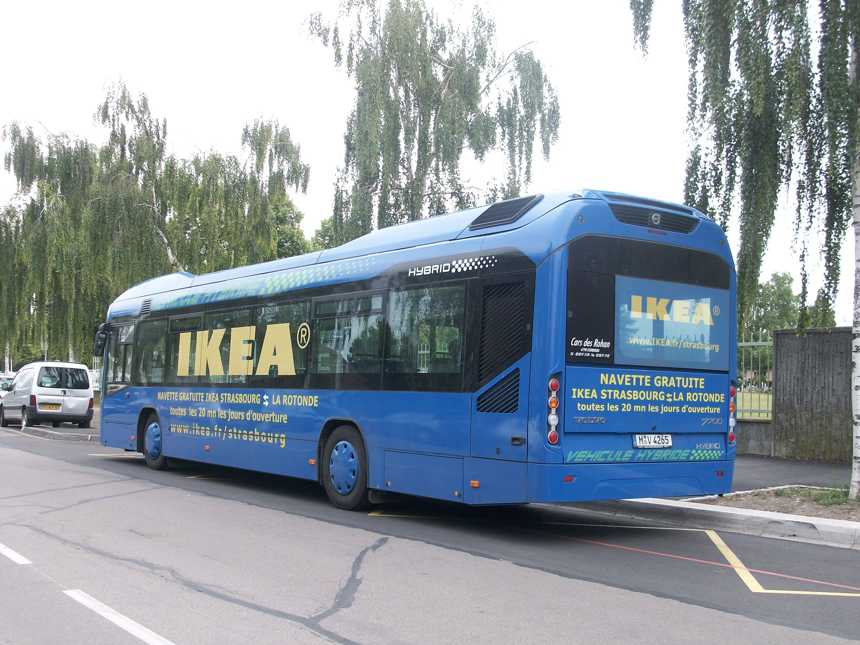 Ikea Strasbourg Sapin dedans file:volvo 7700 hybride ikea strasbourg - 3 - wikimedia commons