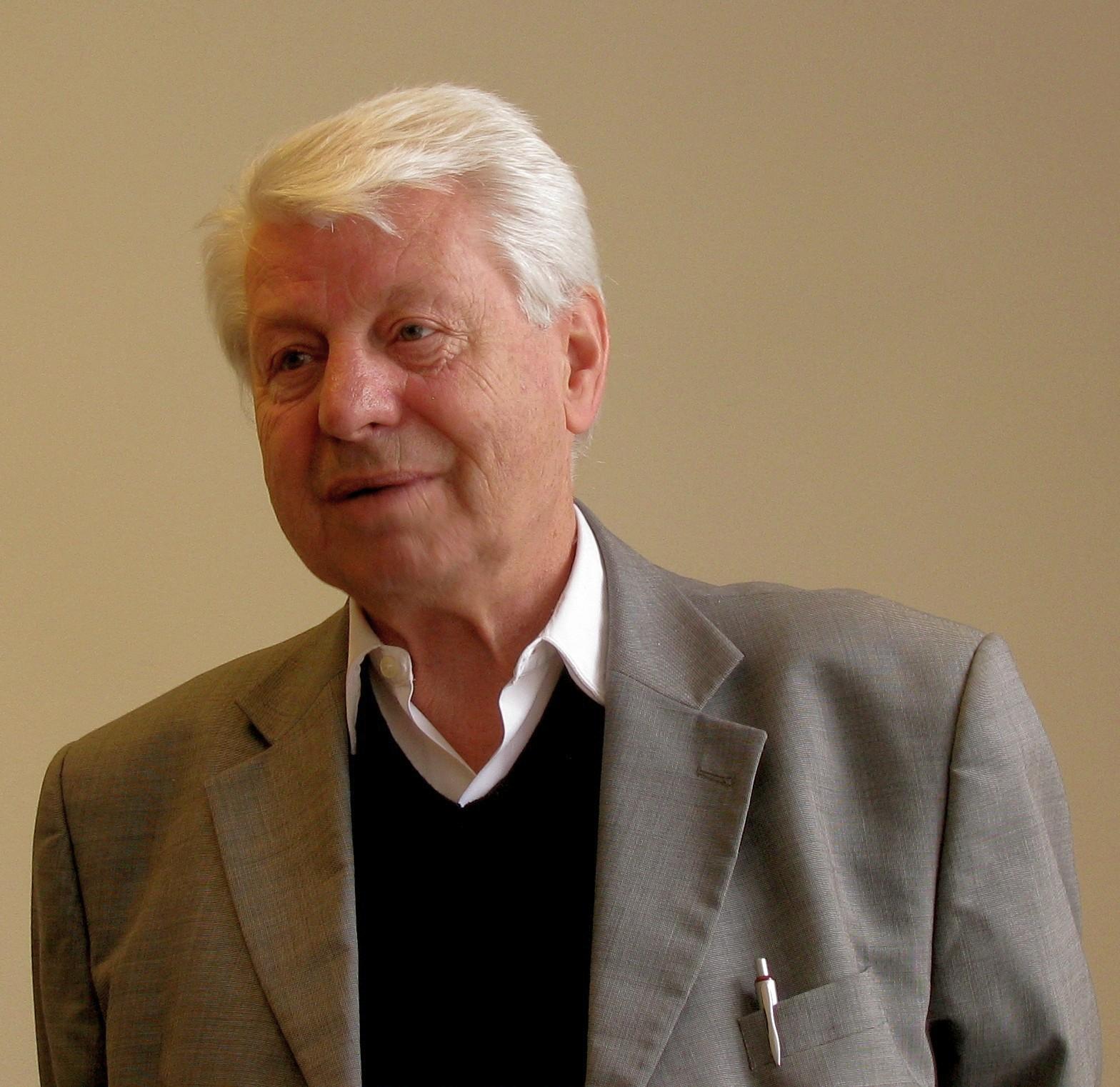 Petr Vopěnka in 2009