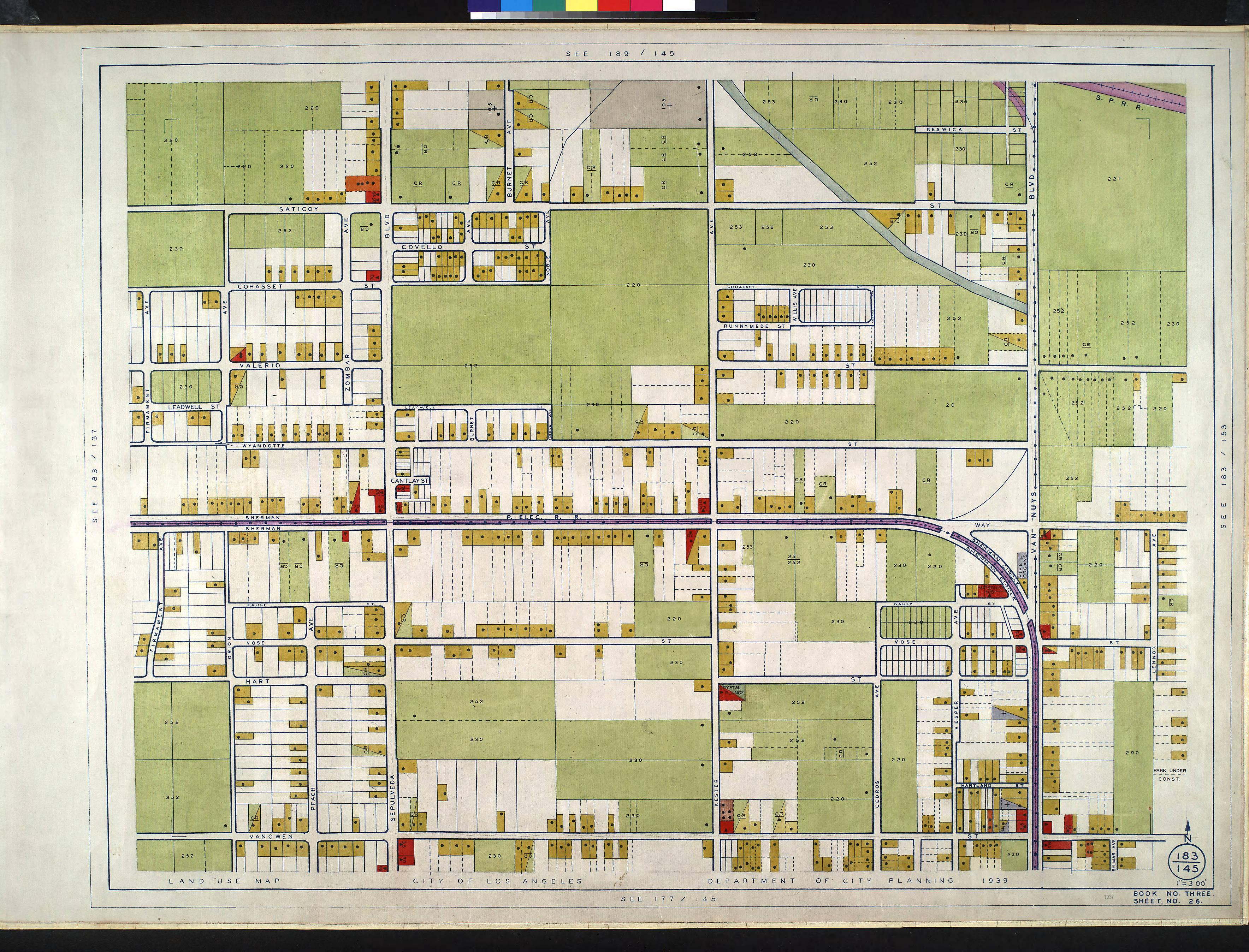 Galpin Jaguar Service Van Nuys Los Angeles Jaguar Service Map Of - Los angeles map districts