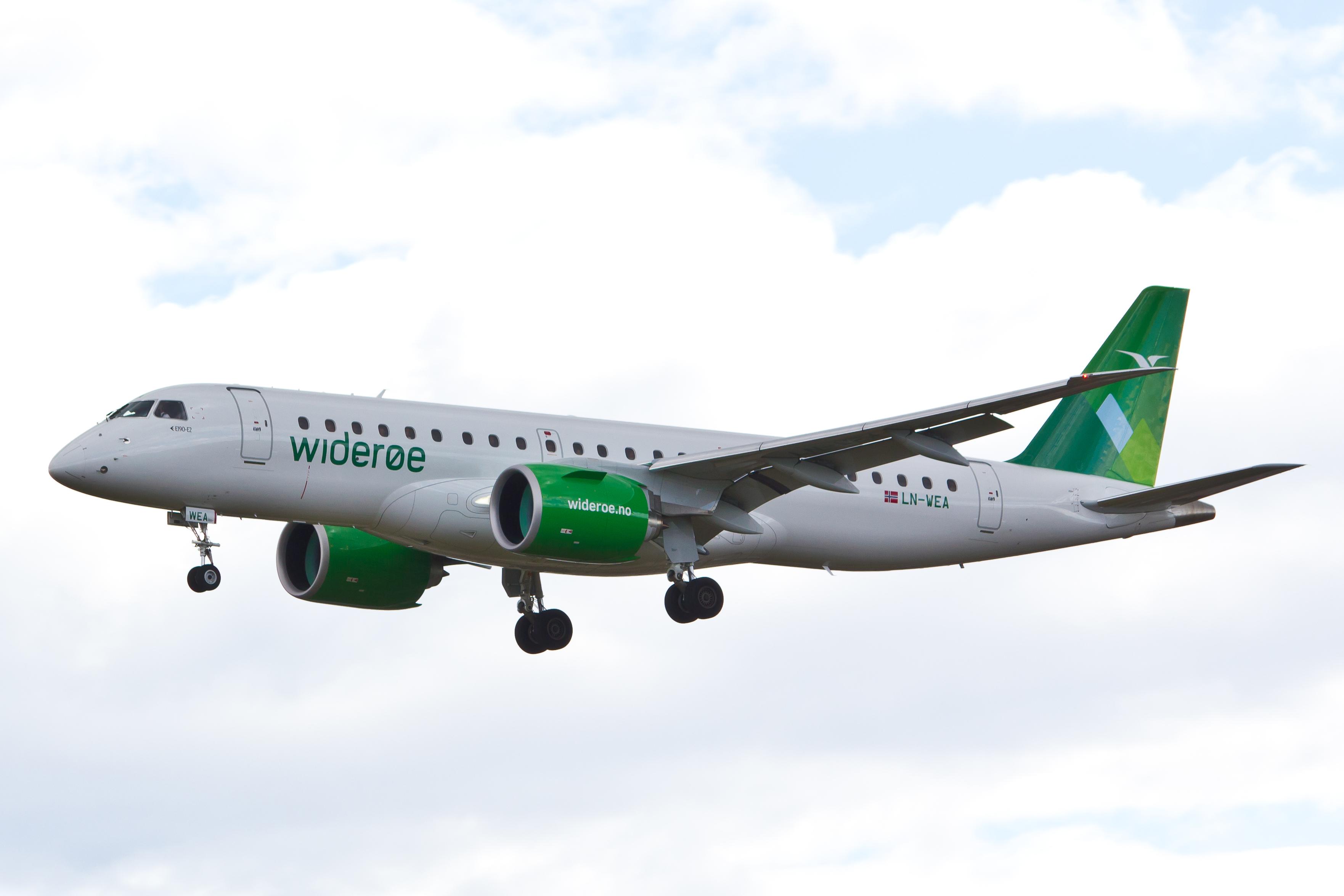 Embraer E-Jet E2 family - Wikipedia