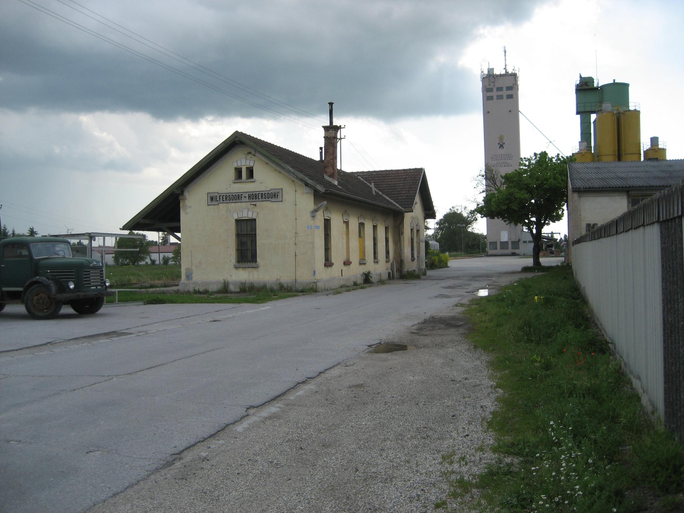 Gemeindeamt Wilfersdorf - Wilfersdorf - RiS-Kommunal