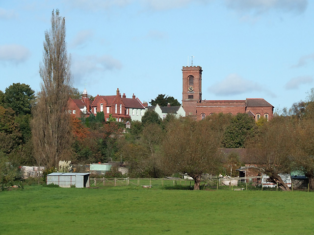 File:Wolverley village, Worcestershire - geograph.org.uk - 1025168.jpg