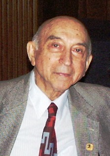 Lotfi A. Zadeh Electrical engineer and computer scientist
