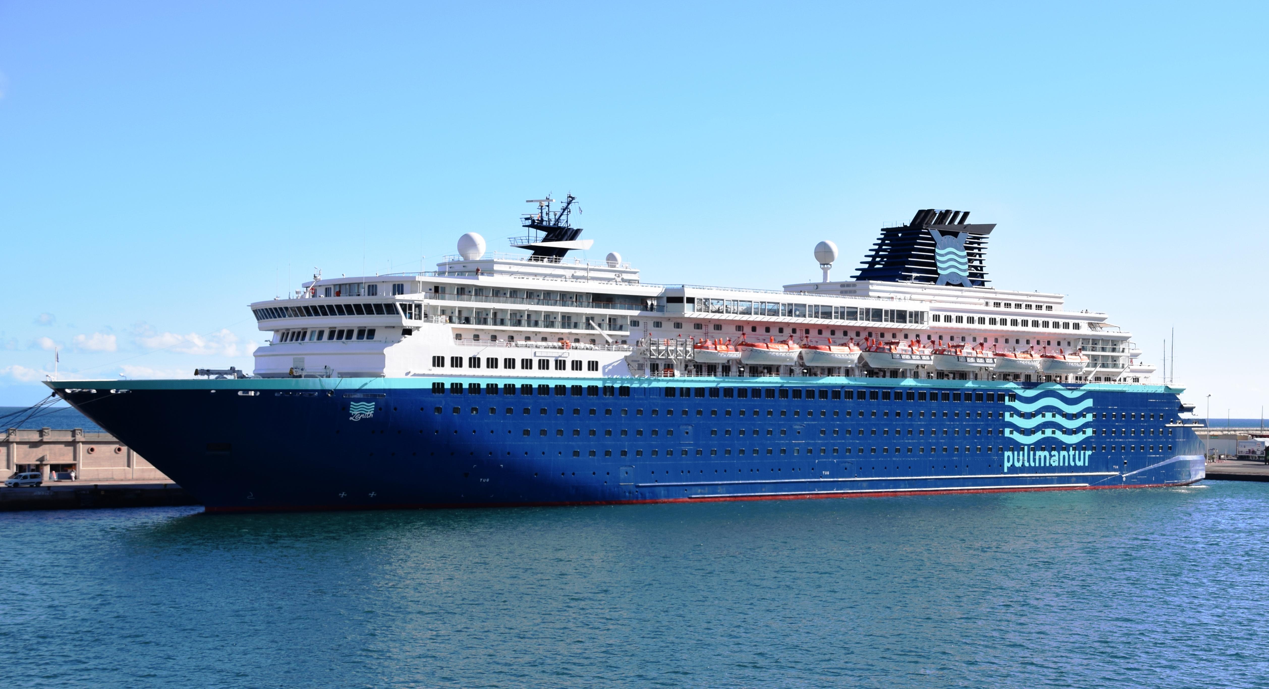 Cruise Ship Sinking 2020.Mv Zenith Wikipedia