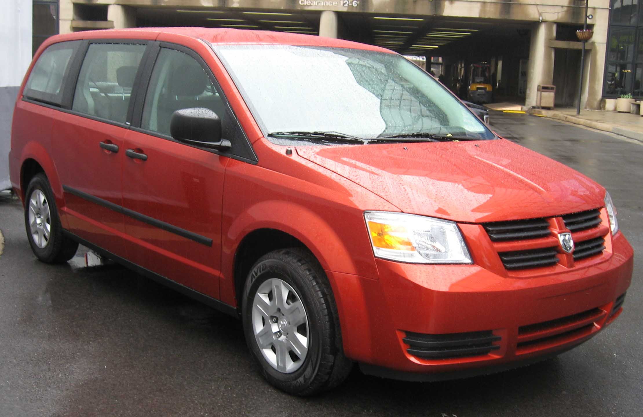 Dodge Grand Caravan Touch Up Paint