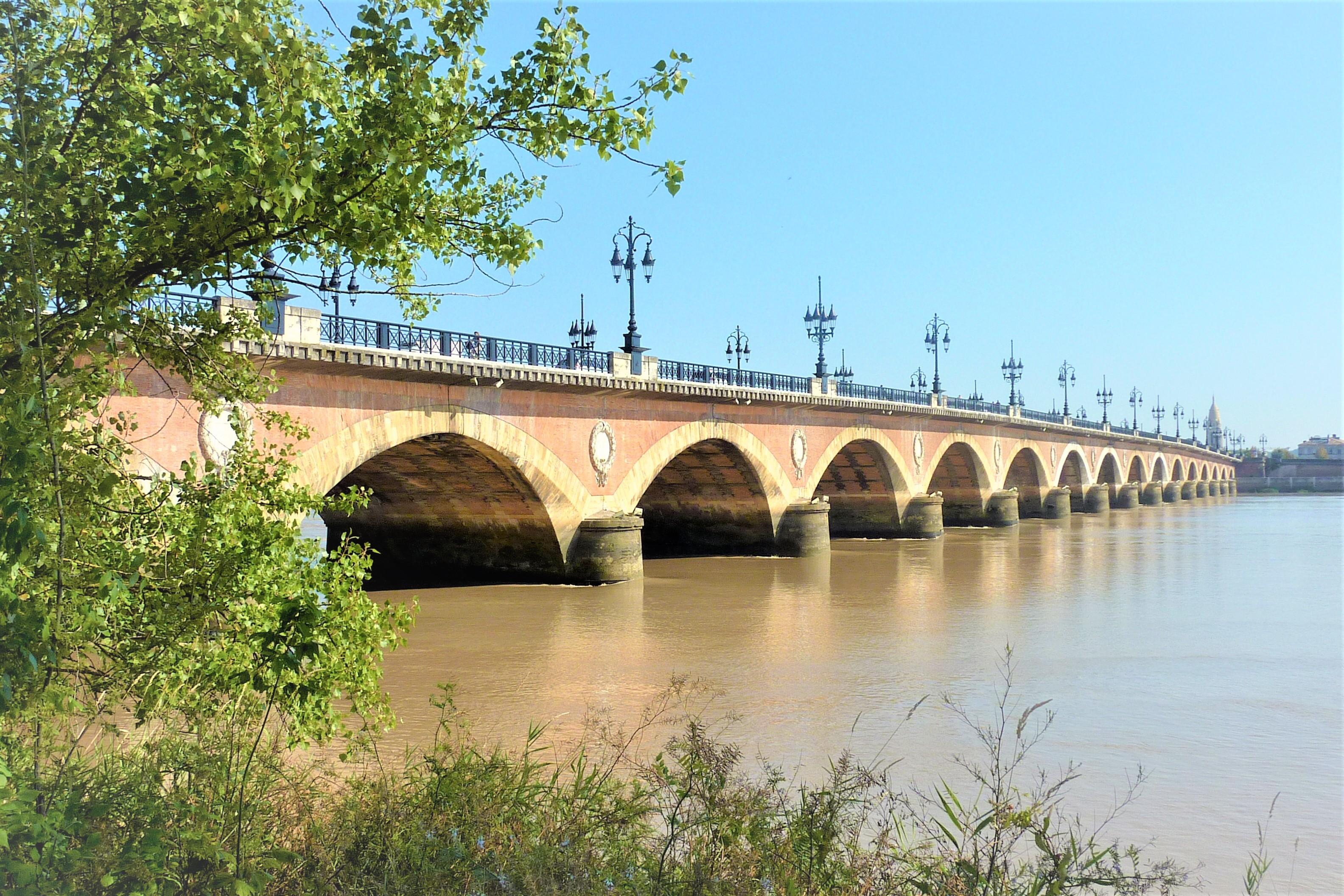 Comment Fabriquer Un Petit Pont En Bois pont de pierre (bordeaux) — wikipédia