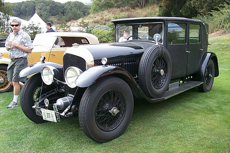 Police Cars For Sale >> Bentley 6½ L - Wikipedia