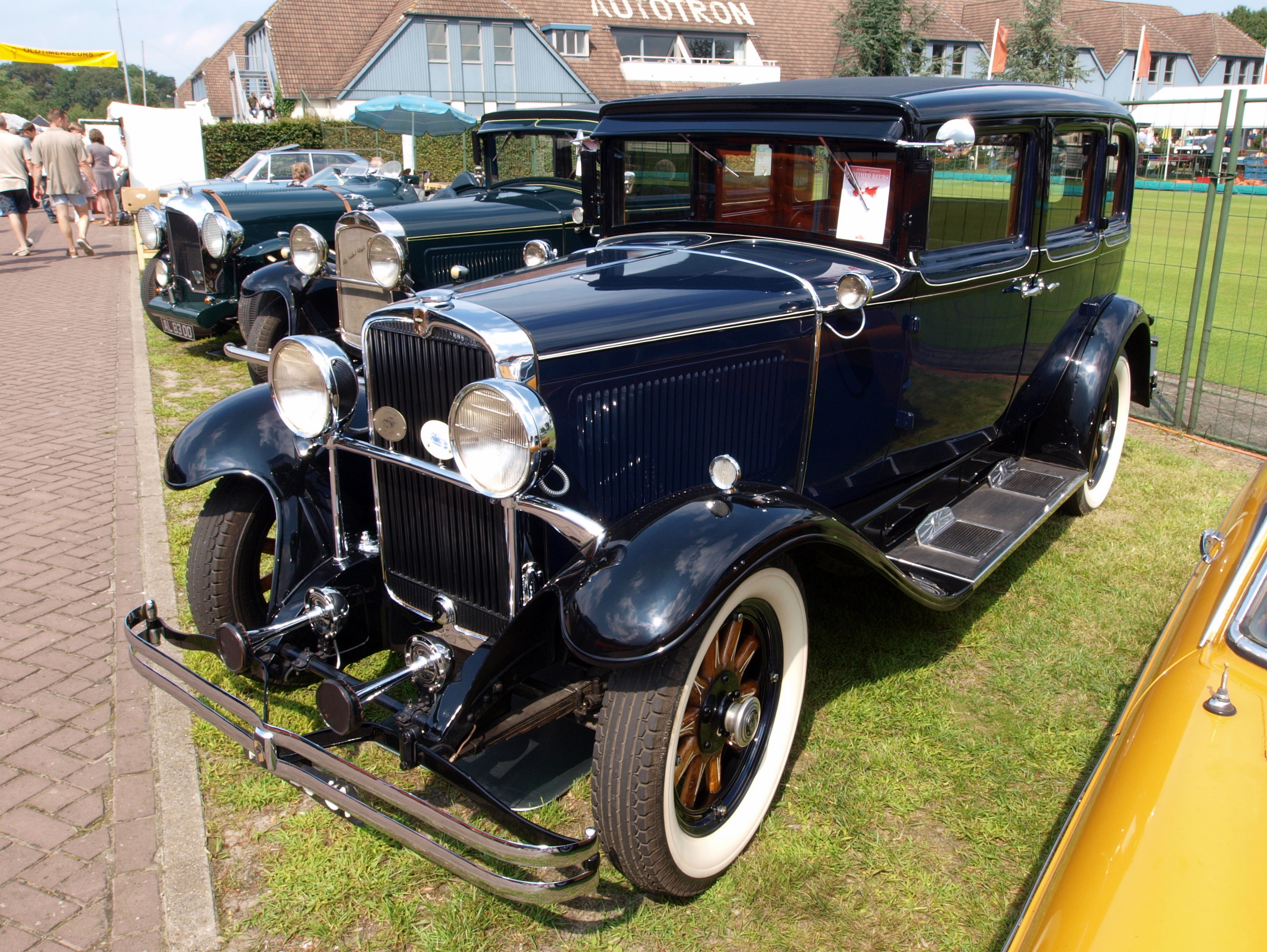Classic Car Ah