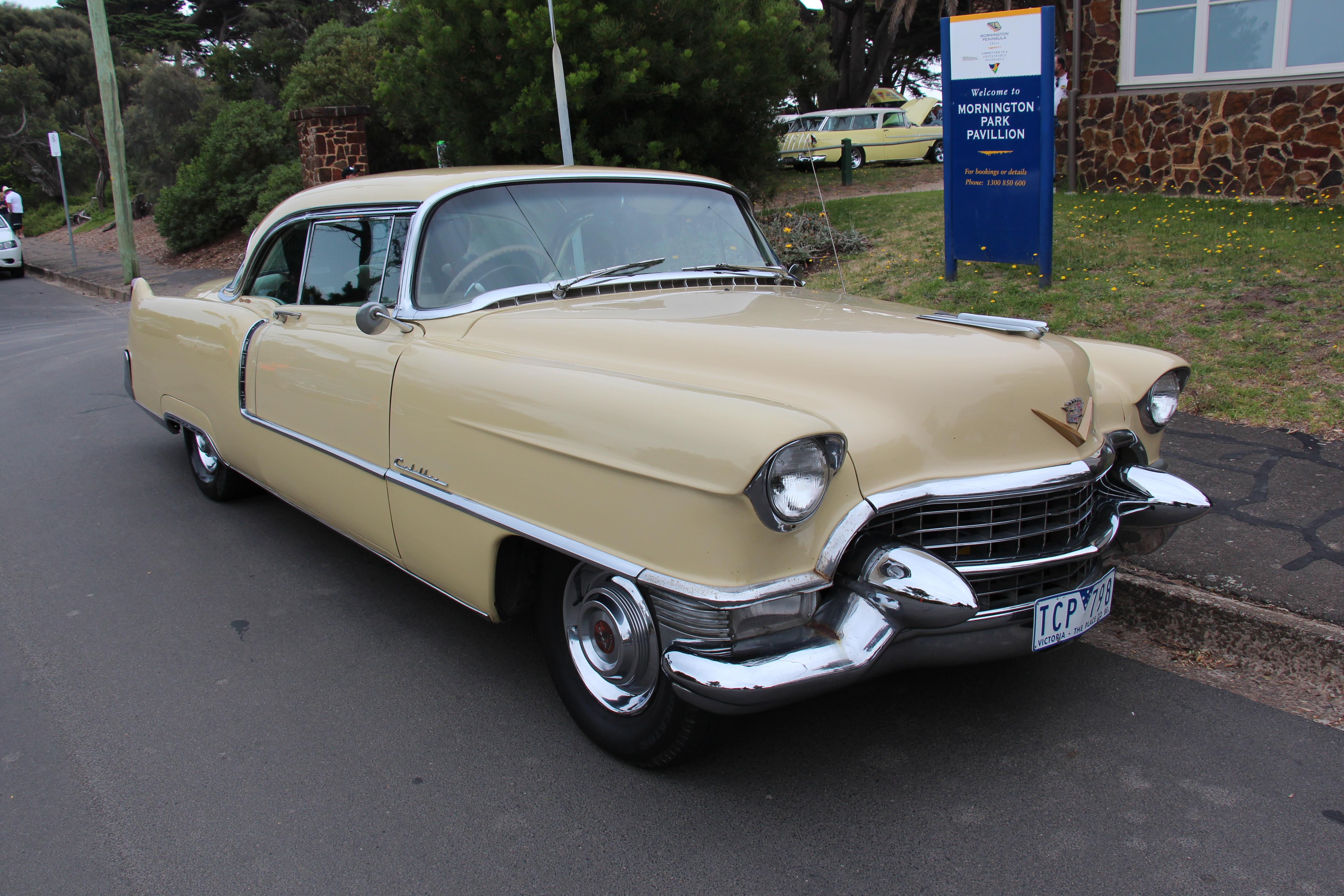 File1955 Cadillac Series 62 2 Door Hardtop 15986834968 1955 Coupe Deville Convertible