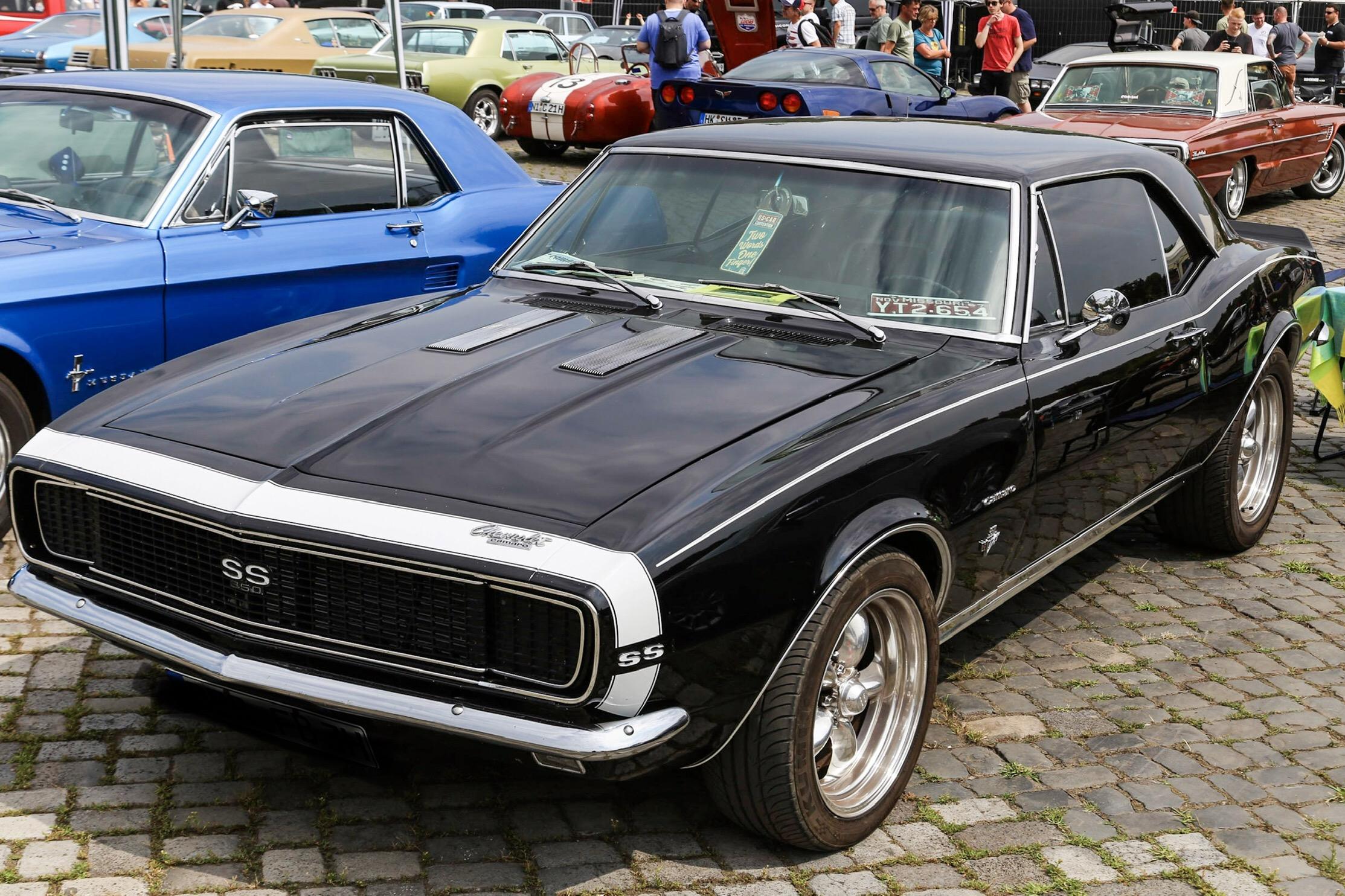 Kelebihan Chevrolet Camaro 1967 Review