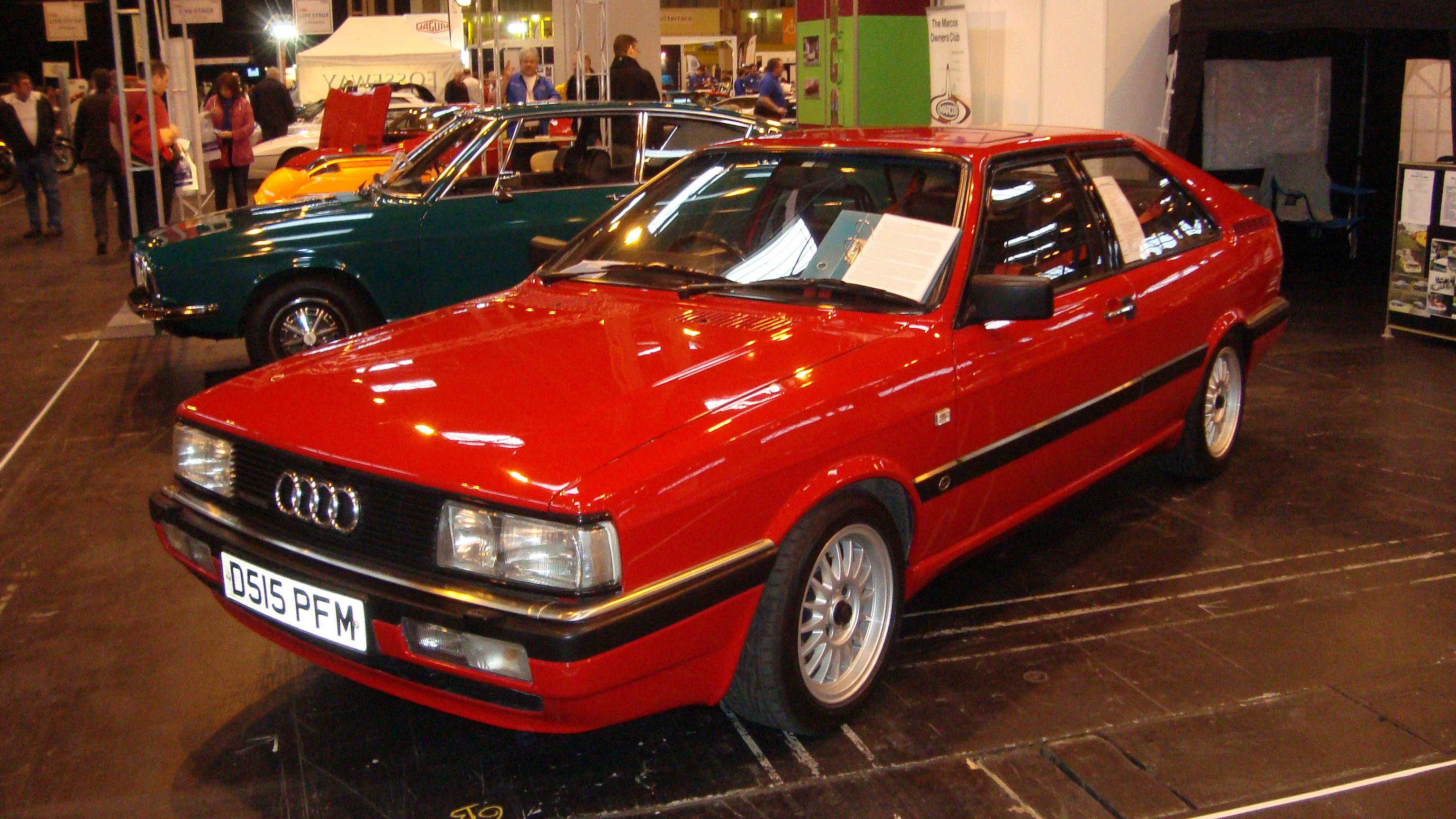 Audi Coupé B2 Wikipedia