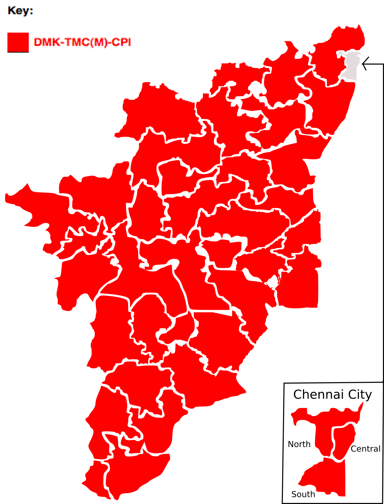 File1996 tamil nadu lok sabha election mappng Wikimedia Commons